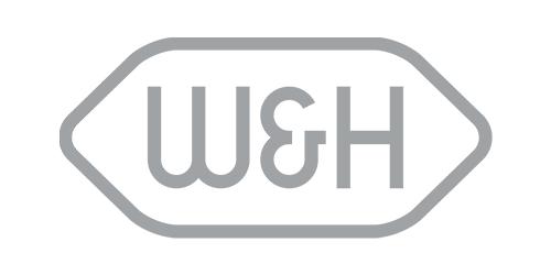 W&H Dental Logo - A&E Dental Engineering